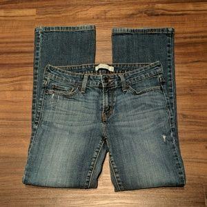 Levi's 545 Low Boot Cut Jeans Size 6S